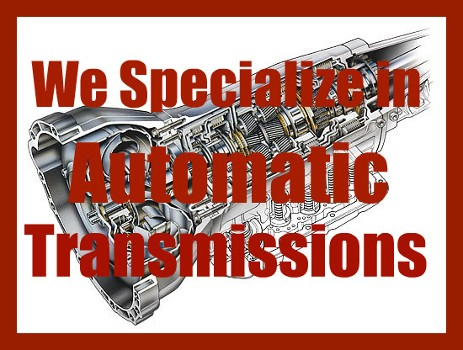 GOT AUTOMATIC TRANSMISSION PROBLEMS?  Sergeant Clutch Discount Transmission & Automotive In San Antonio offers a Full Line of Transmission Repairs & Services. Sergeant Clutch Is The Transmission Specialist In San Antonio. FREE Transmission Performance Check, FREE Towing* Call Sergeant Clutch