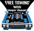 Free Tow Truck Service w/ Transmission Repairs, Free Towing Service w/ Transmission Repairs, Free Tow w/ Transmission Repairs Sergeant Clutch Discount Transmission Repair Shop In San Antonio, Texas 78239